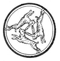 Drei-Hasen-Ohren-Bild