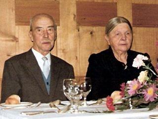 Johann und Emma Ramseier