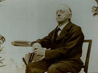 Konrad Rusterholz-Kleiner, geb. 1833