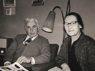 Meta und Erwin Rykart-Pfister
