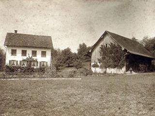 Neuhus nach 1909