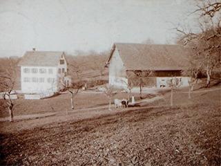 Neuhus vor 1909