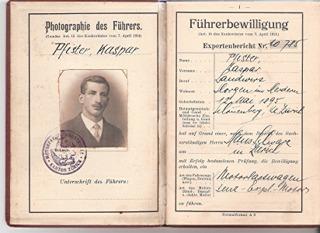 Kaspar Pfister 1930