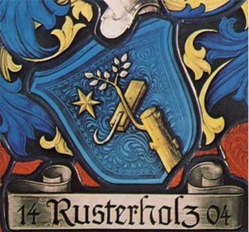 Wappen Rusterholz