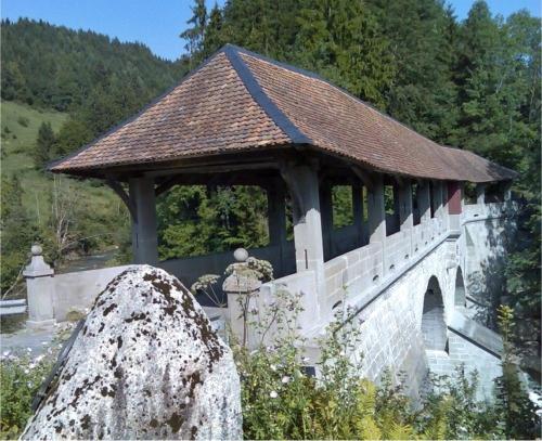 Teufelsbrücke Paracelsus