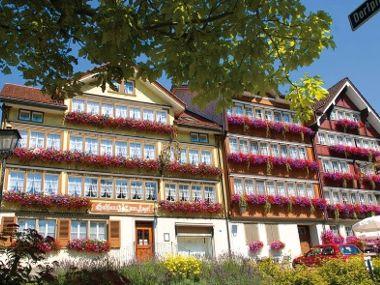 Dorfplatz Urnäsch, Bild ©www.urnaescherkaese.ch