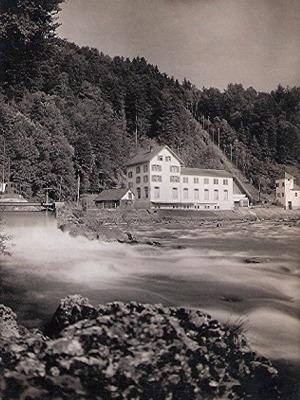 Waldhalden Schönenberg 1933
