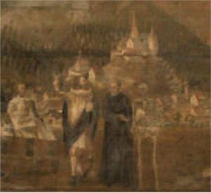 Fridolin vor dem Gau-Gericht